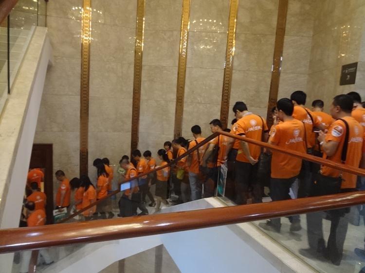 [盛典]中国厨电人脉大联盟1000人峰会盛典回顾