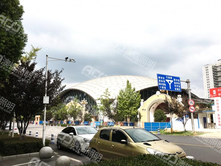 武汉体育学院体育馆案例