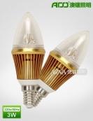 LED蜡烛灯3WJT
