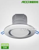 LED筒灯5W
