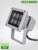 LED投光灯 6WC