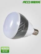 LED球泡灯 80WB