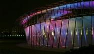 澳镭照明为2012年香港深圳建筑双城双年展设计灯光效果及灯具