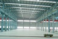 仓库LED照明工程解决实例