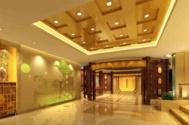LED照明酒店亮化工程解决方案
