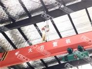 (15米钢结构厂房-200W工矿灯)上海起帆电缆(池州)有限公司生产车间照明改造