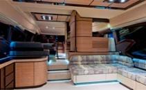 澳镭照明为意大利 Azimut 游艇设计灯光方案及LED灯具