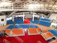 (8~23米室内体育馆-100W工矿灯200W泛光灯)武汉体育学院体育馆案例