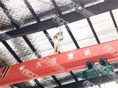上海起帆电缆(池州)有限公司生产车间照明改造
