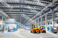 (9米钢结构厂房-100W工矿灯)广东珠江电线电缆有限公司LED工矿灯厂房照明改造工程
