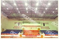 广西融安县体育馆场馆照明