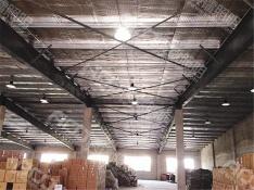 (5.2米混凝土厂房-50W工矿灯)黑龙江九美集团厂房仓库亮化工程