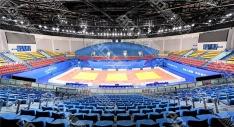 澳镭照明带你参观军运会体育会场中心,宏大明亮的现场震撼你的视觉体验!