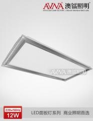 LED面板灯12W