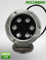 LED水底灯6W