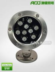 LED水底灯9W