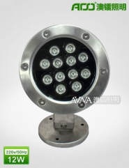 LED水底灯12W