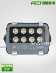 LED投光灯 8WB