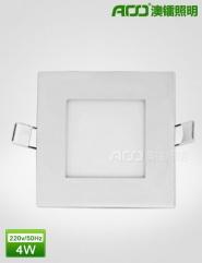 LED筒灯 4WE