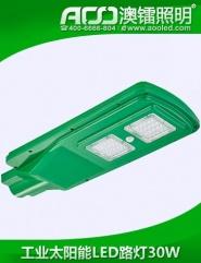 工业太阳能LED路灯30W